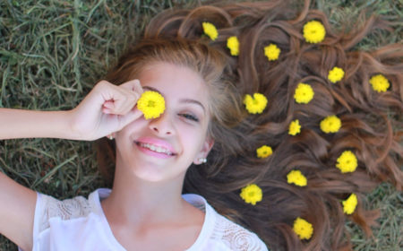 Foto adolescente